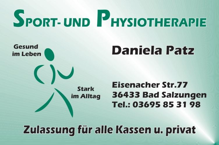 Physiotherapie Daniela Patz