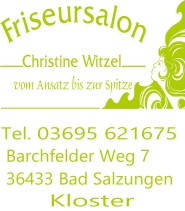 Friseursalon Witzel