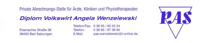 PAS Angela Wenzelewski