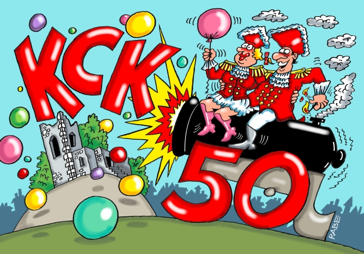Titel KCK 50